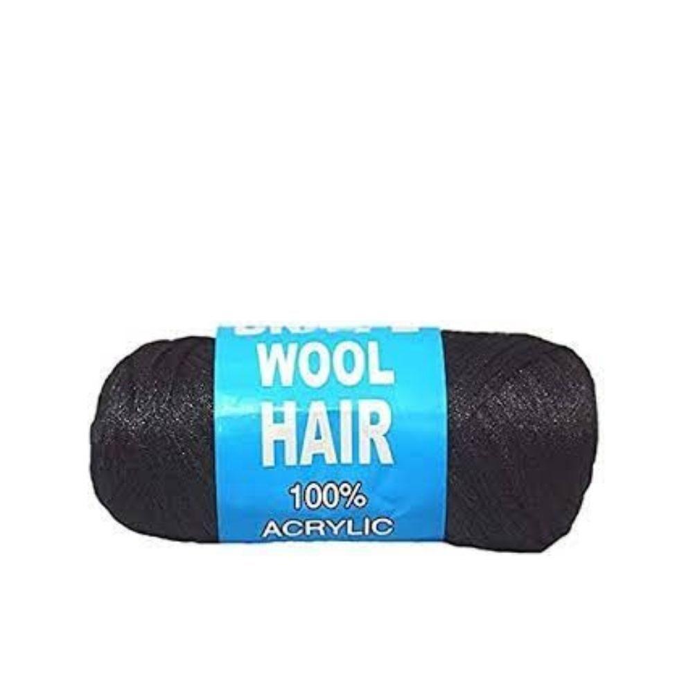 Hair Wool Blue Label