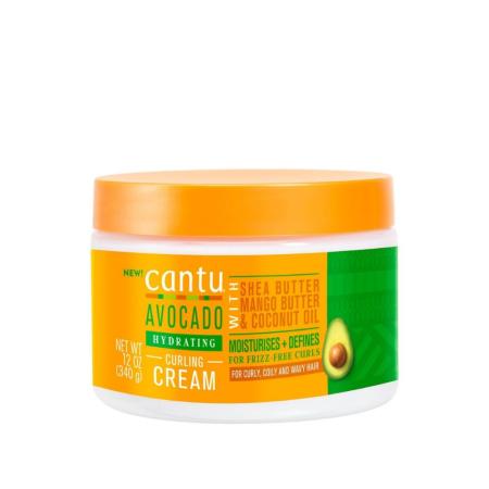 Cantu Avocado Hydrating Curling Cream 12oz