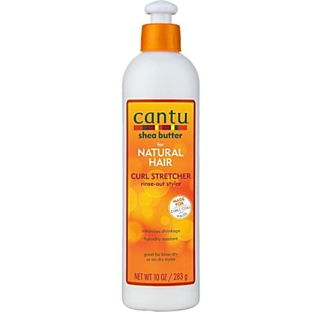 Cantu Shea Butter For Natural Hair Curl Stretcher Rinse Out Styler 10oz