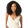 Outre Big Beautiful Hair Coily Fro 10'' Human Hair Clip-In for Natural Hair