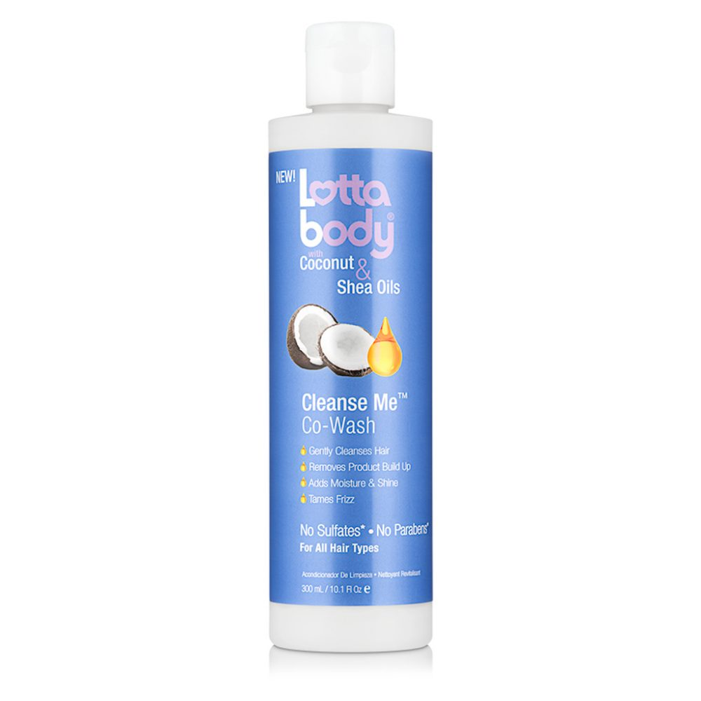 Lottabody Coconut & Shea Butter Oils Cleanse Me Co-Wash