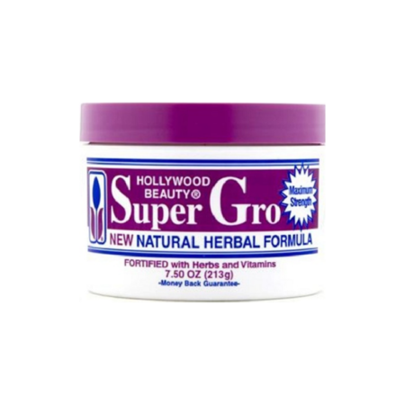 Hollywood Beauty Super Sure Gro Conditioner 7.5oz
